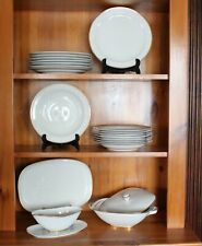 Elegant by Franconia Krautheim 16 Piece Dinnerware with 4 Piece Serving Set