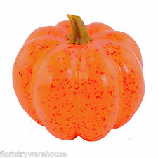 Artificial Pumpkin decoration 11cm (4.25 inch) diameter