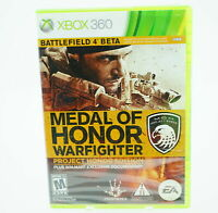 Medal of Honor Warfighter Project Honor Edition: Xbox 360 [Brand New]