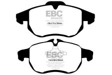 EBC Ultimax Front Brake Pads for Cadillac BLS 2.8 Turbo (255 BHP) (2006 > 10)