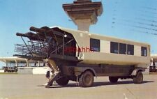 THE MOBILE LOUNGE OF DULLES INTERNATIONAL AIRPORT WASHINGTON, D.C. 1967