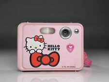 Pink Hello Kitty Digital Camera Ingo Devices HEC002M + 1Gb Card Tested & Working