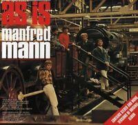 Manfred Mann - Manfred Mann - As Is [CD]
