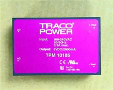 TRACOPOWER 10W, 1 Output Embedded Switch Mode Power Supply (SMPS), 5V DC, 2000mA