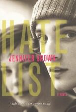 Hate List (Turtleback School & Library Binding Edi