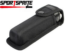 For Dia 35mm Flashlight Nylon Tactical flashlight Pouch/Holster Black Bag Cover