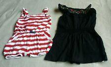 Girls Size 4-5 Years Summer Bundle Playsuits Next