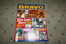 Bravo  40/1974 mit Superposter - Juliane Werding/Little Richard/Bernd Clüver