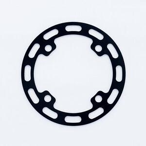 ROCK RING chain Bike Bash Guard, 34t Max, 104mm BCD, 47g, Black, aluminum