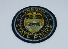 Vintage Oregon State Police Shoulder Patch