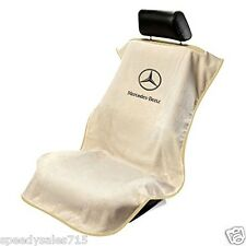 Seat Armour SA100MBZT Tan Mercedes Benz Seat Cover Towel New Free Shipping