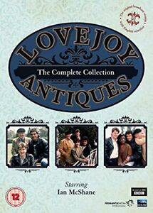 Lovejoy - The Complete Collection [DVD][Region 2]