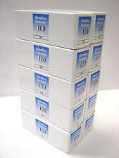 10 Rolls Ultrafine Xtreme Black & White 120 Film ISO 100 B & W FRESH 07/2021