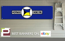 MORIWAKI Engineering banner per Officina, Garage, Man Grotta, Pit Lane, ecc.
