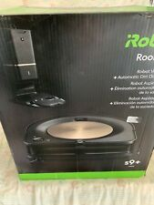 iRobot Roomba s9 Robotic Vacuum Cleaner with Automatic Dirt Disposal - Black