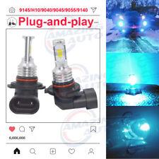 Amazing H10 9145 LED Fog Light Bulbs Conversion Kit OEM Upgrade Lamp 32W 8000K