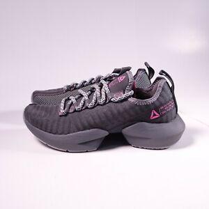 Size 6.5 Women's Reebok Sole Fury SE Sneakers EF3426 Grey/Pink
