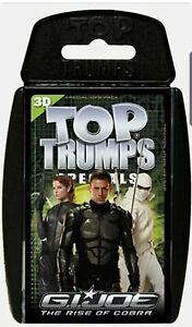 Top Trumps - GI Joe 3D. Brand new sealed. Free Shipping