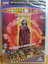 Doctor Who DVD Files #64 The Masque of Mandragora Fourth Dr Tom Baker New PAL