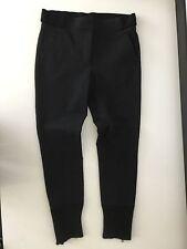 Elizabeth And James Trousers Size 34 Uk 6 Black