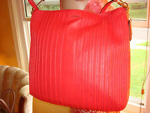 NWT COACH MADISON PINTUCK HOBO  Pink Rose/Gold Leather  $398 DUSTBAG 27881