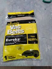 2 Eureka /Beam Vacuum Cleaner 52201C Canister Powerhead Belt # 1186