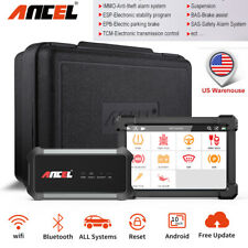 Ancel X7 OBD2 Full System ABS Airbag TPMS BAT Scanner Automotive Diagnostic Tool