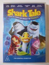 Shark Tale [G] (DVD, 2004, R4)