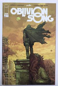 Oblivion Song #1 - Robert Kirkman - Image Comics