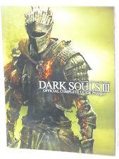 DARK SOULS III 3 Complete Guide PROLOGUE Sony PS4 Book 2017 Ltd