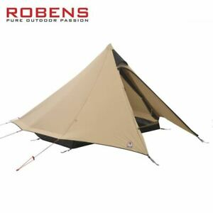 Robens Fairbanks Tipi Teepee Camping Tent 4 Person