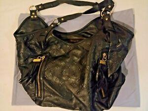 Louis Vuitton Black Handbag - Used Condition