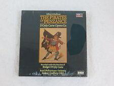 Gilbert & Sullivan PIRATES OF PENZANCE D'Oyly Carte Opera Cassettes SEALED Box
