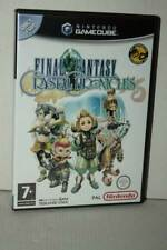 FINAL FANTASY CRYSTAL CHRONICLES USATO OTTIMO GAMECUBE ED INGLESE GD1 54368