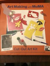 Art Making with MoMa Cut-Out Art Kit Henri Matisse New In Box