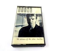 Sting - The Dream Of The Blue Turtles Cassette Tape