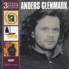 "Anders Glenmark - ""Original Album Classics"" - 2010 - CD Boxset"