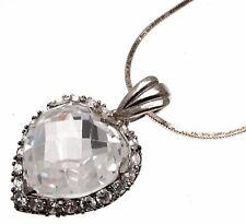 Heart Necklaces Heart Pendants Heart Jewellery 925 Silver Jewellery