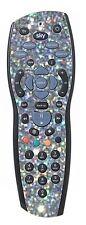 Silver sequin Sticker/Skin sky+hd Remote controller/controll stickers r50