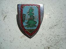 BAHOH UNITY BRITISH ASSOCIATION FOR THE HARD OF HEARING CHARITY BADGE GB