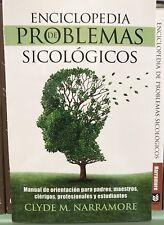 Enciclopedia de Problemas Psicologicos by Clyde M. Narramore (1989, Paperback)