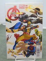 Avengers #8 008 Variant Cover Marvel Comics vf/nm CB1541