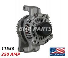 250 AMP 11553 Alternator Dodge Dart NEW High Output HD USA 2013-2016