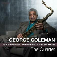 GEORGE COLEMAN: QUARTET (CD.)