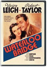 WATERLOO BRIDGE (Vivian Leigh, Robert Taylor - DVD - UK Compatible english cover
