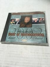 Best of Homecoming 2002 by Bill Gaither (Gospel) (CD, Oct-2002, Spring House)