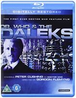 Doctor Who And The Daleks [Blu-ray] [DVD][Region 2]