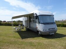 HYMER S740 MOTORHOME RHD- MERCEDES 616 CHASSIS (MIGHT PART EX L@@KING FOR LHD ).