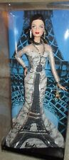 Eiffel Tower Barbie Doll - NRFB  Highly Sought After!   Landmarks collection!