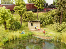 Noch Scene in a Box At The Lake 12036 HO Scale (suit OO also)